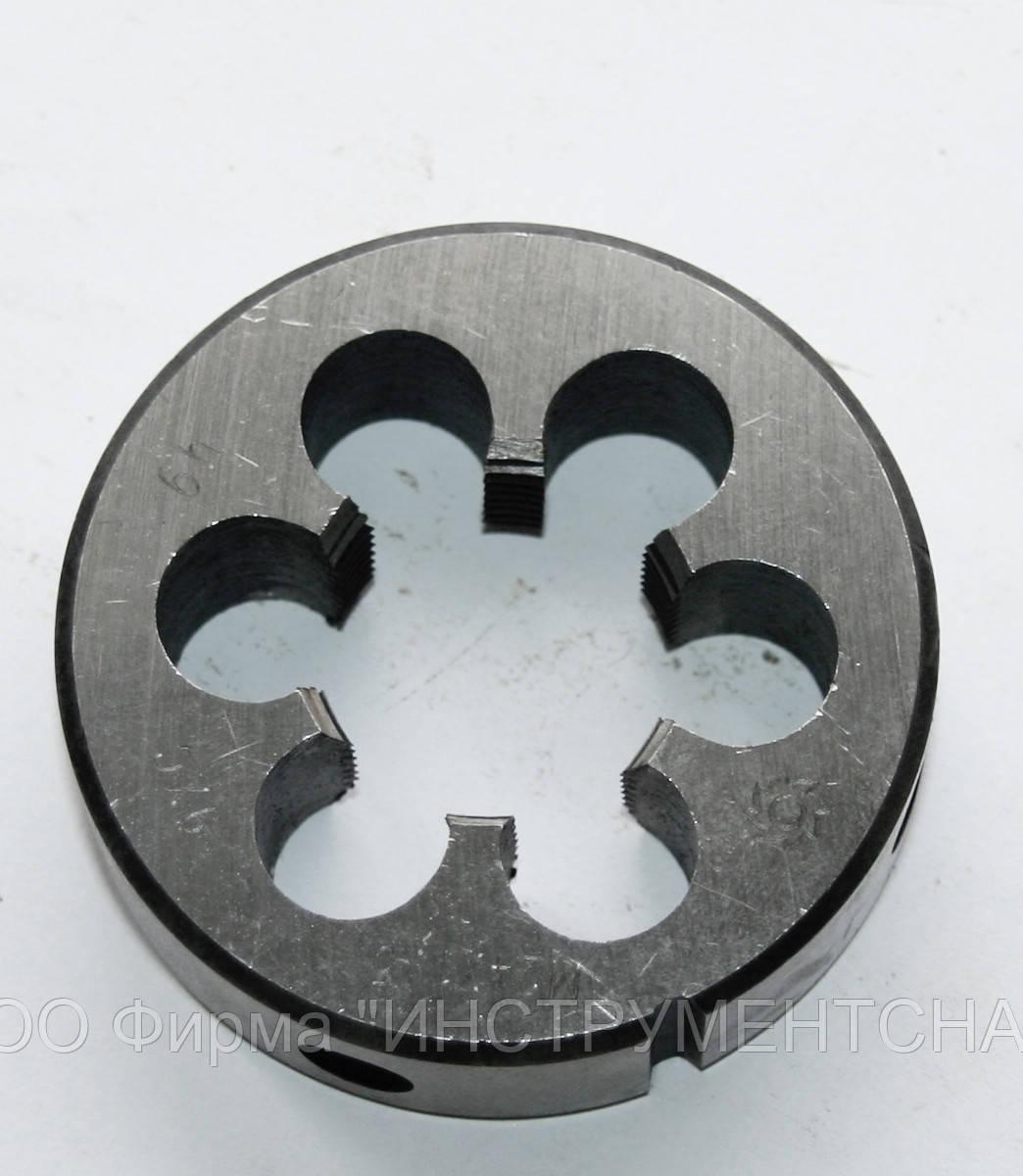 Плашка М-39х2,0; 9ХС, мелкий шаг (75/20 мм)
