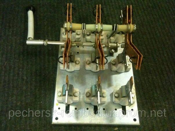 Рубильник перекидной ПЦ 400А  правый, фото 2