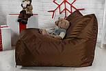 Бескаркасное Кресло мешок груша диван 60х80x90 (XL), фото 3