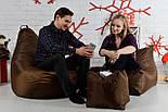 Бескаркасное Кресло мешок груша диван 60х80x90 (XL), фото 6