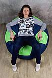 Кресло мешок мяч  XXL (150) oxford 600, фото 2