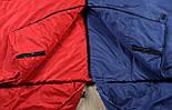Туристический спальный мешок (до-2). Спальник туристический для похода весна и осень, фото 4