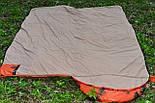 Тактический спальный мешок (до -4) спальник+компресионник для похода весна и осень, фото 8