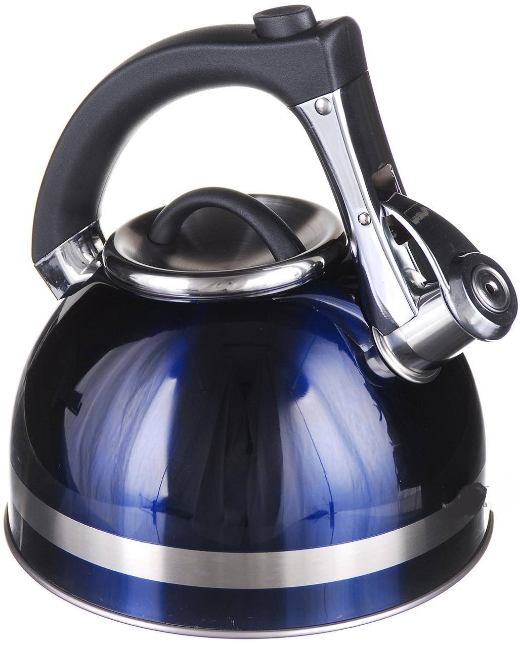 Чайник со свистком 3л 1382 (A-Plus)