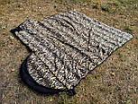 Армейский спальный мешок (до -20) спальник туристический для похода, для холодной погоды!, фото 8