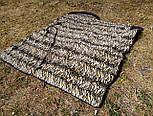Армейский спальный мешок (до -20) спальник туристический для похода, для холодной погоды!, фото 9