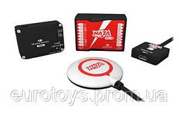 Полетный контроллер DJI NAZA-H + GPS для вертолетов
