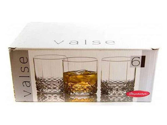 "Набор стаканов для виски 315 мл Valse упаковка 6 шт ""Pasabahce"", фото 2"
