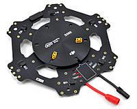 Нижня центральна пластина рами DJI S900 (S900 Part 14)