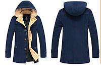 Мужское весеннее пальто. Модель 707, фото 2