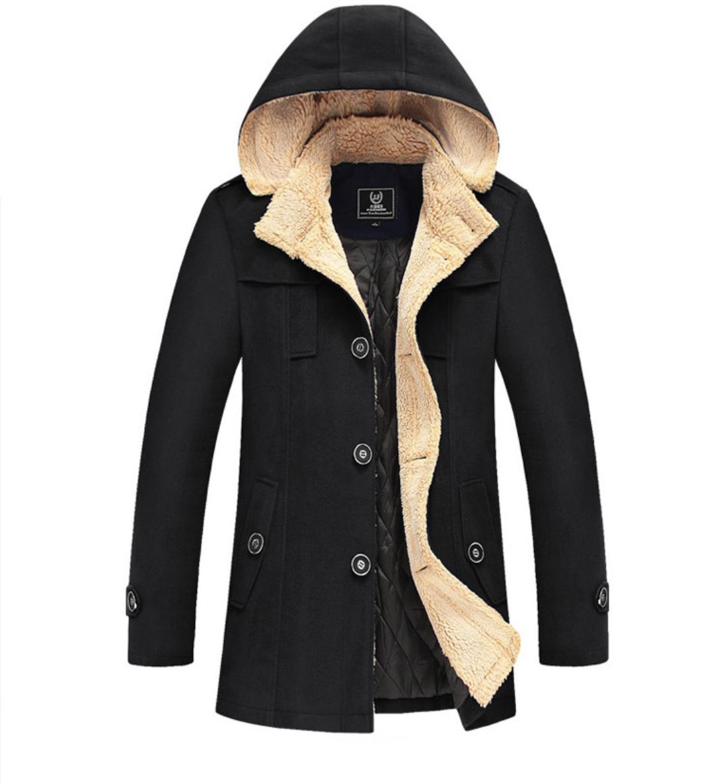Мужское весеннее пальто. Модель 707