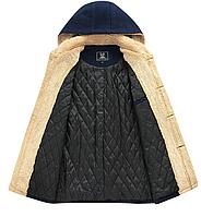 Мужское весеннее пальто. Модель 707, фото 3