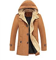 Мужское весеннее пальто. Модель 707, фото 4