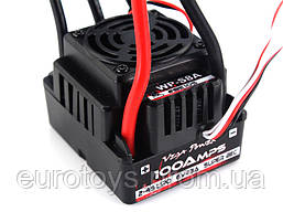 100A Brushless Electric Speed Controller for 1/8XB/SC/XT/MT 100A water splash proof ESC