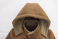 Мужское весеннее пальто. Модель 707, фото 5