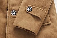 Мужское весеннее пальто. Модель 707, фото 7