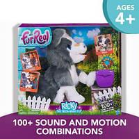 Интерактивный щенок Рикки FurReal от Hasbro