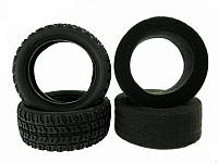 1:10 Front Tires For Short Course 2P