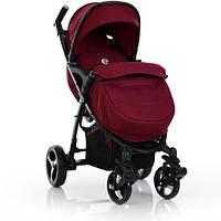 Детская коляска «FOCUS» ME 1023L Бордовый