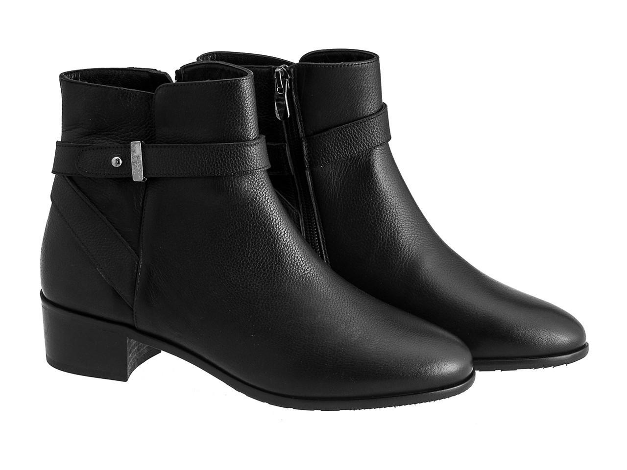 Ботинки Etor 3586-04-3553 38 черные