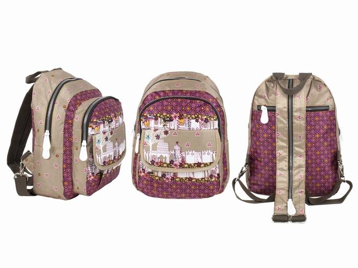 Рюкзак школьный непромокаемый City