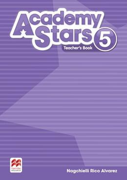 Academy Stars for Ukraine 5 teacher's Book (Книга вчителя)
