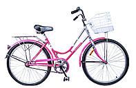 """Велосипед дорожный Ласточка Украина 26"""" с рамой для женщин"""