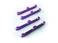 F/R Purple Alum Susp Brace 1SET