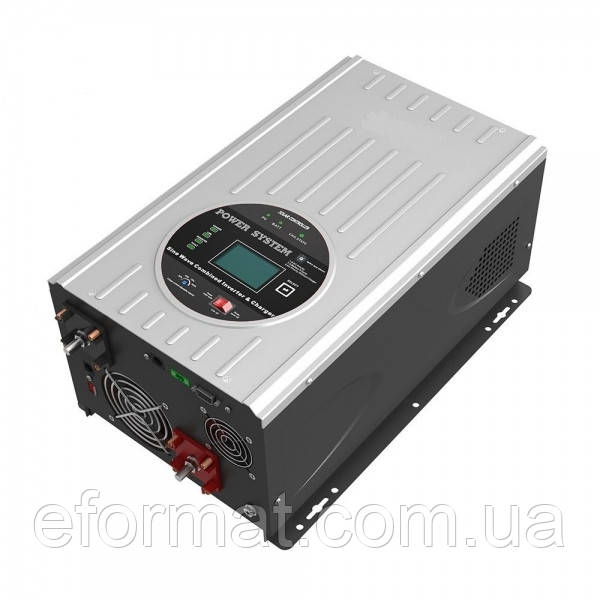 Инвертор Altek PV30-4048 MPK со встроенным МРРТ контроллером  60А, 4000Вт