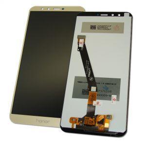 Дисплей для Huawei Honor 9 Lite Dual Sim (LLD-L31) с тачскрином золотистый Оригинал