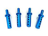 (08047) Blue Alum Body Post 4P