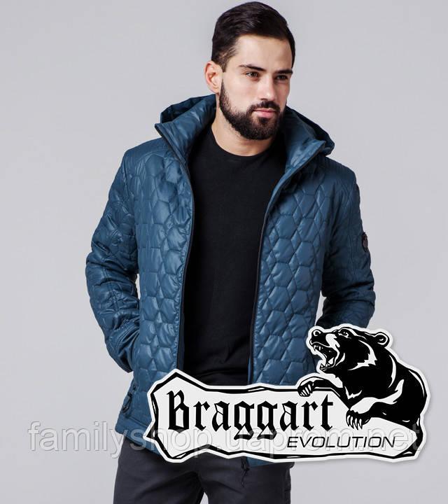 Braggart 1272 | Мужская ветровка синяя