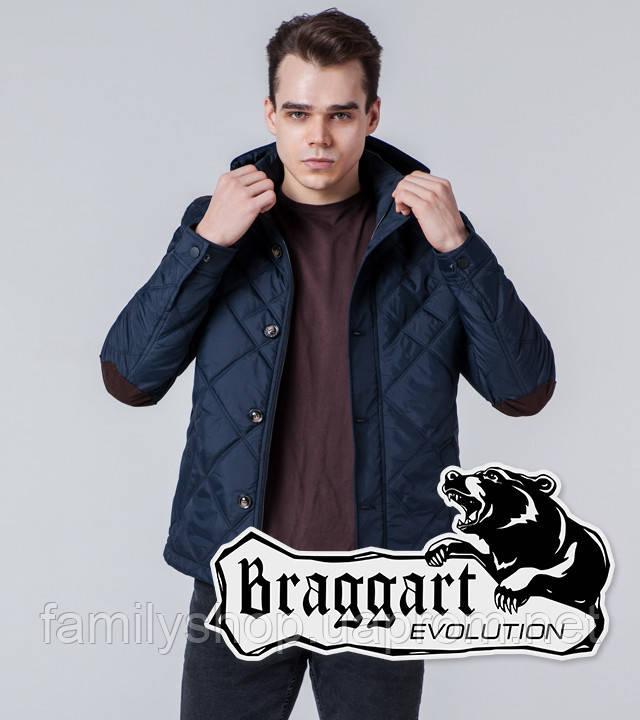 Braggart 1268 | Мужская ветровка синяя