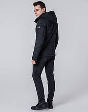 Braggart 1462 | Мужская ветровка черная, фото 3