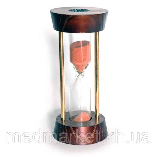 Часы песочные круглые с металлическими стойками N7 на 5 минут 3113A62