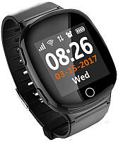 Смарт-часы UWatch D100 Black (D100B)