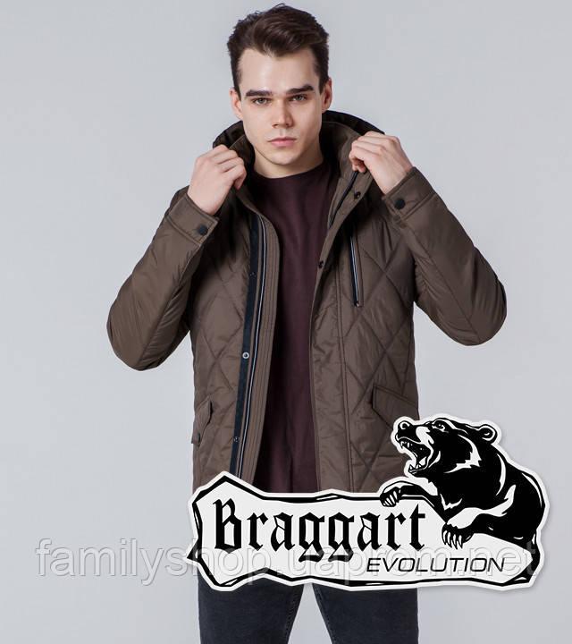 Braggart 1462 | Мужская ветровка коричневая