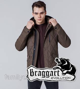 Braggart 1462 | Мужская ветровка коричневая, фото 2