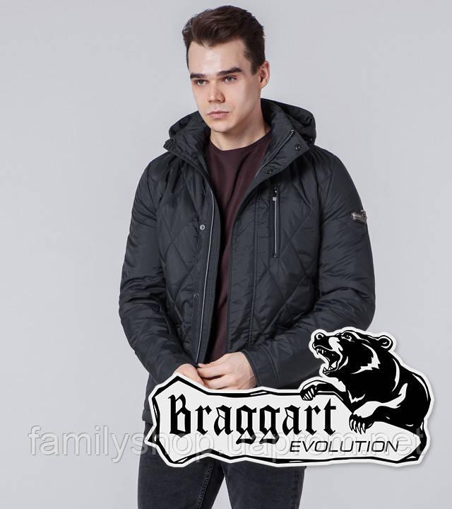 Braggart 1462 | Мужская ветровка графитовая