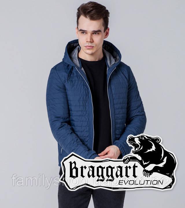 Braggart 1295 | Ветровка мужская синяя