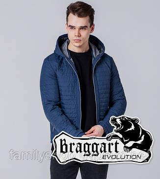 Braggart 1295 | Ветровка мужская синяя, фото 2