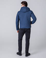 Braggart 1295 | Ветровка мужская синяя, фото 3