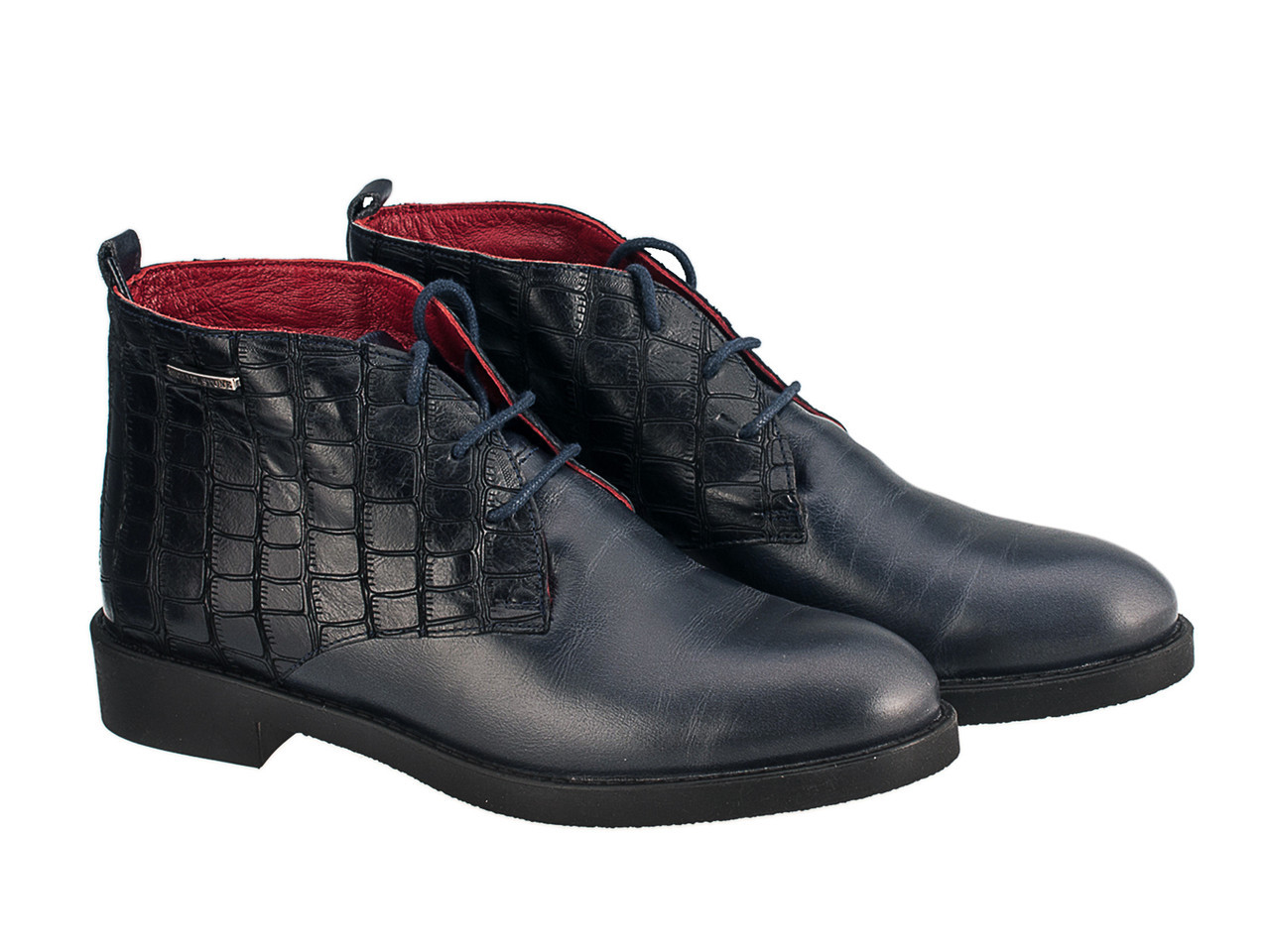 Ботинки Etor 5442-1061 36 синие