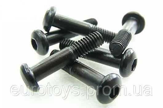 Team Magic 3x14mm Button Head Screw 6p