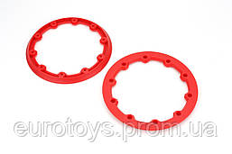Team Magic E6 Tire Ring Red 2p