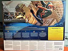 Игровая приставка Sony PlayStation 4 Pro 1TB Black + Игровой диск Spider-Man (CUH-7116B), фото 3