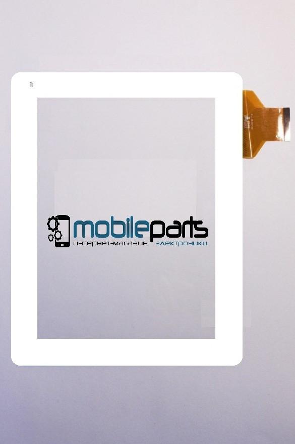 """Оригинальный Сенсор (Тачскрин) для планшета 9.7"""" Irbis Pad TQ97 54pin (236x183mm)(Белый)"""