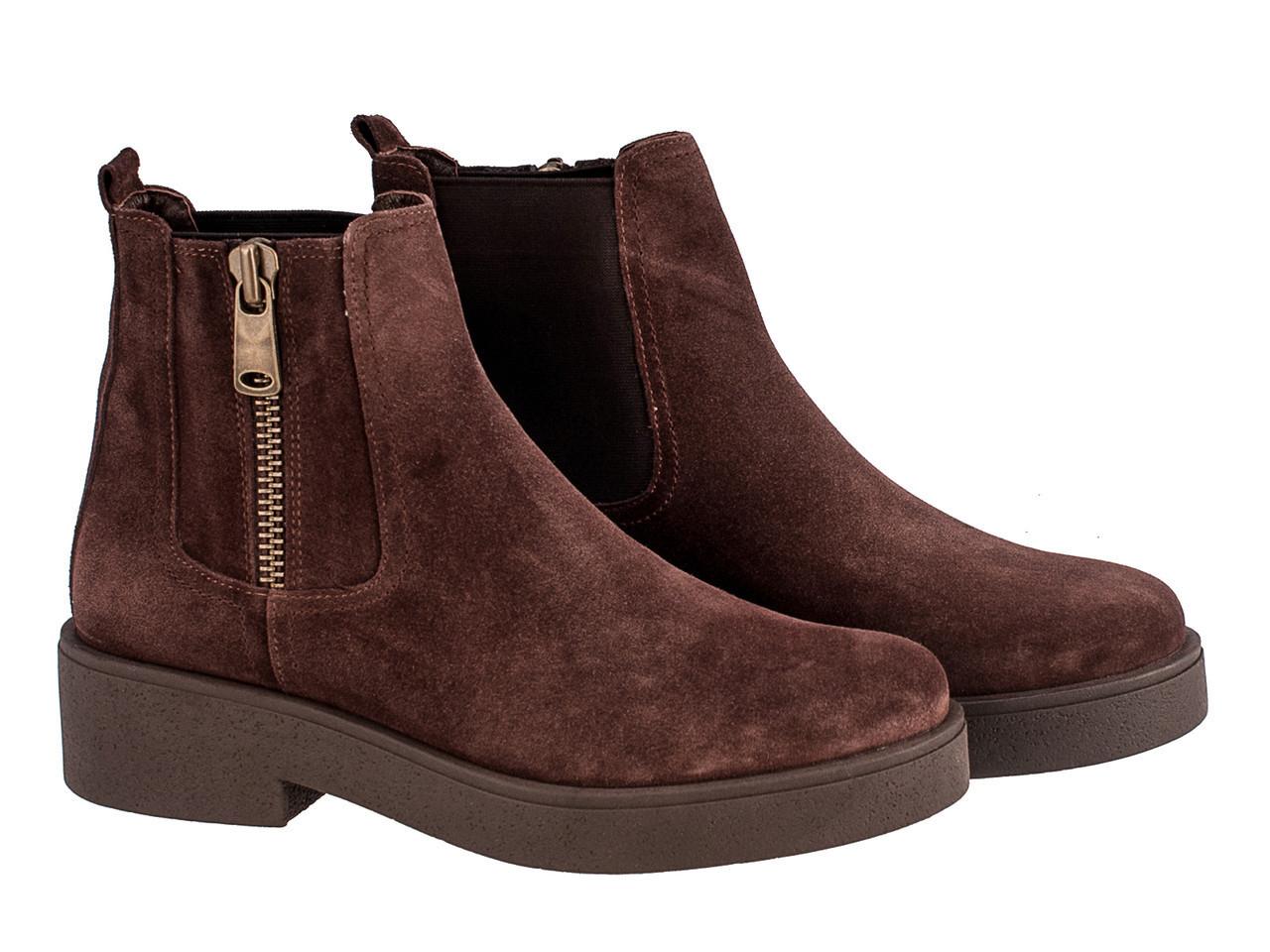 Ботинки Etor 5605-02140 39 коричневые