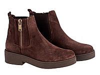 Ботинки Etor 5605-02140 39 коричневые, фото 1