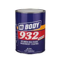 Защитный антикоррозийный состав на основе каучука BODY 932 (4 л)